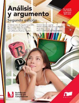 ANALISIS Y ARGUMENTO 2ED.            (BACH.POR COMPET./NVO.PROG.)
