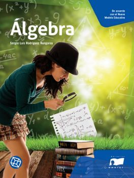 ALGEBRA                              (NVO.MODELO EDUCATIVO)