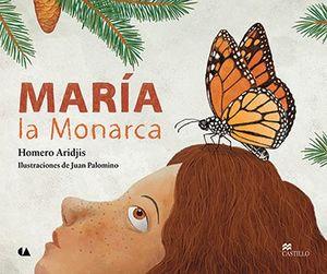 MARIA LA MONARCA                (CASTILLO DE LA LECTURA)