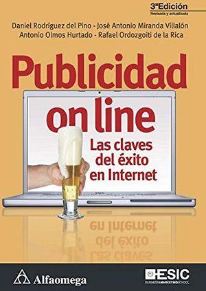 PUBLICIDAD ON LINE LAS CLAVES DEL EXITO EN INTERNET