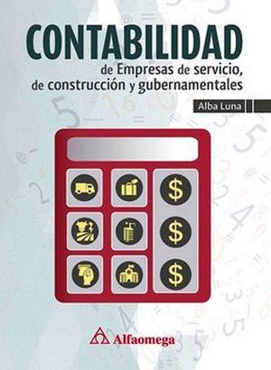 CONTABILIDAD DE EMPRESAS DE SERVICIOS CONSTR. Y GUB.