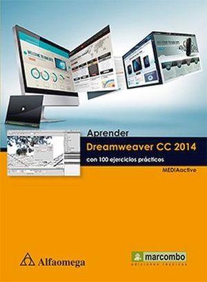 APRENDER DREAMWEAVER CC 2014. CON 100 EJER PRACT