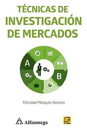 TECNICAS DE INVESTIGACION DE MERCADOS