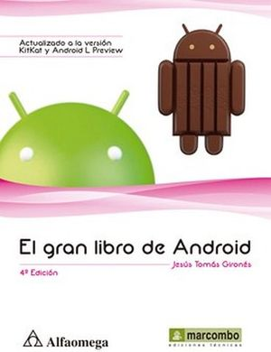 GRAN LIBRO DE ANDROID, EL 4ED.