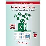 TABLAS DINAMICAS -FUNCIONES, TABLAS, BASES DE DATOS- (EXCEL 2016)
