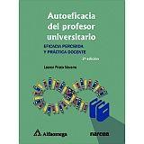 AUTOEFICACIA DEL PROFESOR UNIVERSITARIO 2ED.
