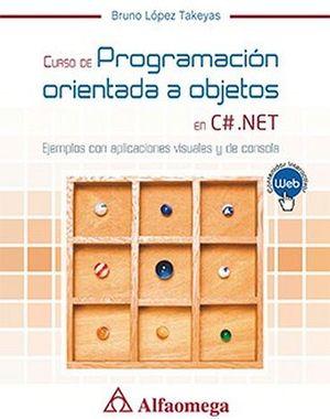 CURSO DE PROGRAMACION ORIENTADA A OBJETOS EN C#.NET