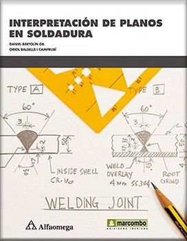 INTERPRETACION DE PLANOS EN SOLDADURA