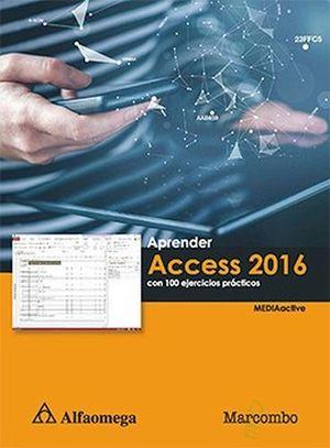 APRENDER ACCES 2016 C/100 EJERCICIOS PRACTICOS