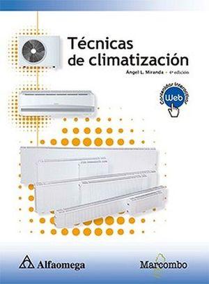 TECNICAS DE CLIMATIZACION 4ED.