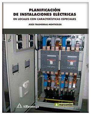 PLANIFICACION DE INSTALACIONES ELECTRICAS