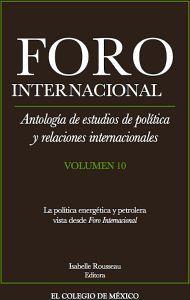 ANTOLOGIA DE ESTUDIOS DE POLITICA Y RELACIONES INTERNAC. VOL.10