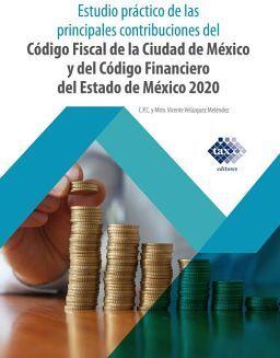 ESTUDIO PRACT. DE LAS PRINCIPALES CONTRIBUCIONES DEL COD. FISCAL