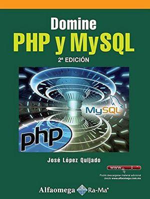 DOMINE PHP Y MYSQL 2ED.