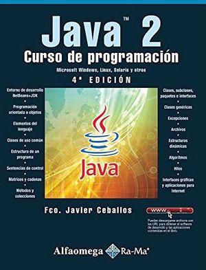 JAVA 2 CURSO DE PROGRAMACION 4ED.