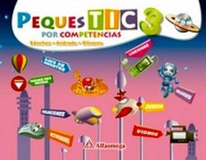 PEQUES TIC 3RO. PREESC. POR COMPETENCIAS C/CD+ACCESO