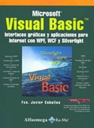 MICROSOFT VISUAL BASIC -INTERFACES GRAFICAS Y APLICACIONES PARA I