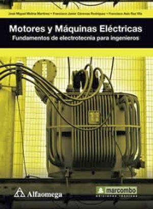 MOTORES Y MAQUINAS ELECTRICAS -FUNDAMENTOS DE ELECTROTECNIA-