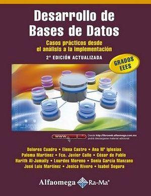 DESARROLLO DE BASES DE DATOS: CASOS PRACTICOS DESDE EL ANAL. 2ED.