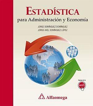 ESTADISTICA PARA ADMINISTRACION Y ECONOMIA.