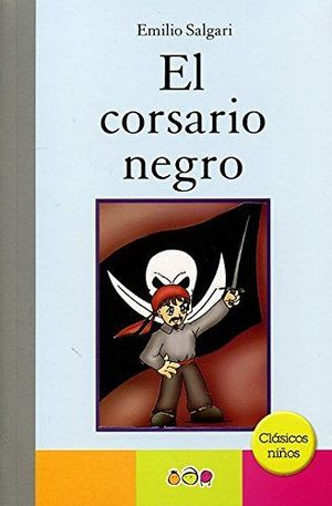 CORSARIO NEGRO, EL              (CLASICOS NIÑOS)