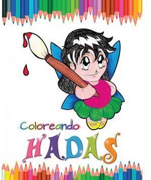 COLOREANDO HADAS