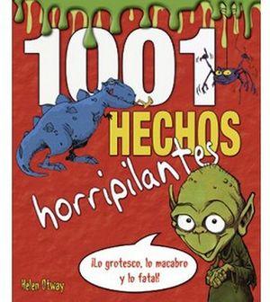 1001 HECHOS HORRIPILANTES