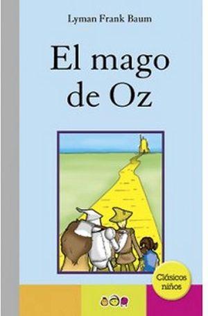 MAGO DE OZ, EL                  (CLASICOS NIÑOS)