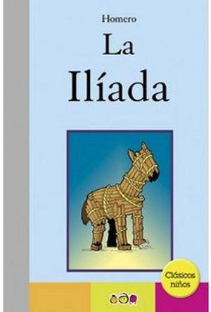ILIADA, LA                      (CLASICOS NIÑOS)
