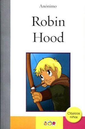 ROBIN HOOD                     (CLASICOS NIÑOS)