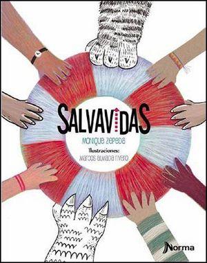 SALVAVIDAS     -FUERA DE SERIE-