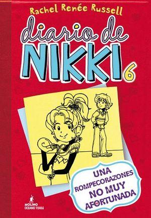DIARIO DE NIKKI 6 -UNA ROMPECORAZONES NO MUY AFORTUNADA-