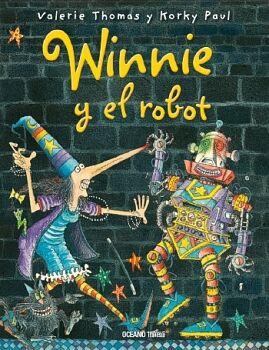 WINNIE Y EL ROBOT (EMPASTADO)