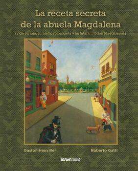 RECETA SECRETA DE LA ABUELA MAGDALENA, LA (TRAVESIA/EMP.)