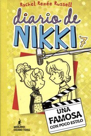 DIARIO DE NIKKI 7 -UNA FAMOSA CON POCO ESTILO-