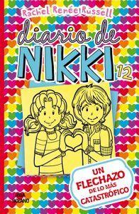 DIARIO DE NIKKI 12 -UN FLECHAZO DE LO MAS CATASTROFICO-