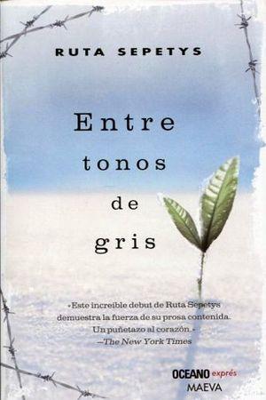ENTRE TONOS DE GRIS (EXPRES/MAEVA)