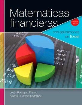 MATEMATICAS FINANCIERAS CON APLICACIONES EN EXCEL 2ED. C/CD