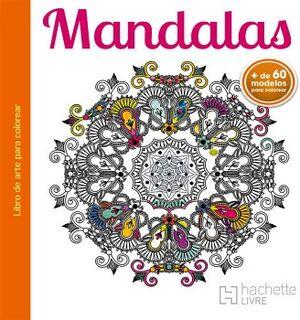 MANDALAS (LIBRO DE ARTE PARA COLOREAR)