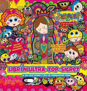 LIBRIN ULTRA-TOP-SICRET (EMPASTADO)