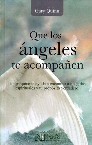 QUE LOS ANGELES TE ACOMPAÑEN