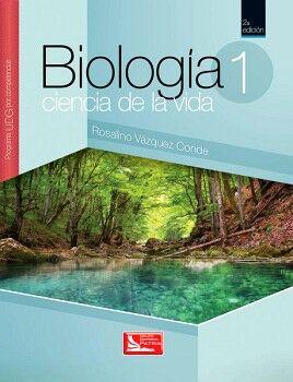 BIOLOGIA CIENCIA DE LA VIDA 1 (2ED.UDG/COMPETENCIAS)