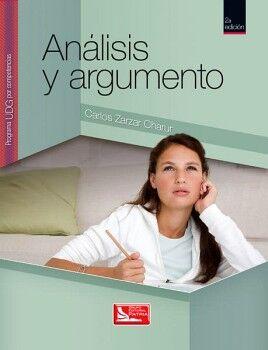 ANALISIS Y ARGUMENTO 2ED.                 (UDG/COMPETENCIAS)