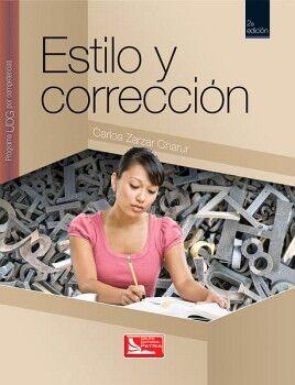 ESTILO Y CORRECCION 2ED. (UDG/COMPETENCIAS)
