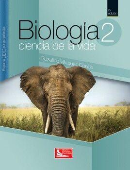 BIOLOGIA CIENCIA DE LA VIDA 2 2ED. (UDG/COMPETENCIAS)