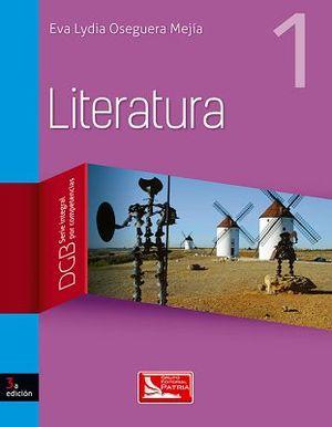 LITERATURA 1 3ED. DGB -S.INTEGRAL COMPET-