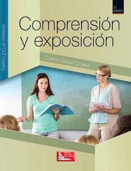 COMPRENSION Y EXPOSICION 2ED. (UDG/COMPETENCIAS)