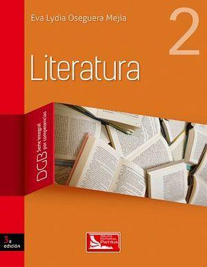 LITERATURA 2 BACH. 3ED. (DGB/S.INTEGRAL COMPETENCIAS)