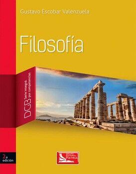 FILOSOFIA  BACH. 2ED. (DGB/S.INTEGRAL COMPETENCIAS)