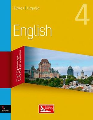 ENGLISH 4 3ED. (DGB/S.INTEGRAL COMPETENCIAS)